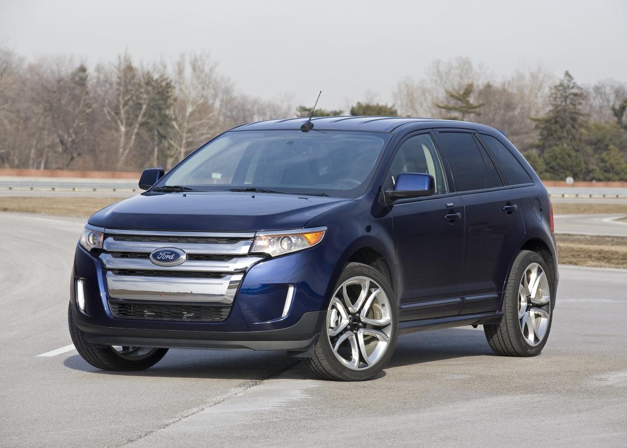 Acura Certified Pre Owned >> First Ride: 2011 Ford Edge Sport Photo Gallery - Autoblog