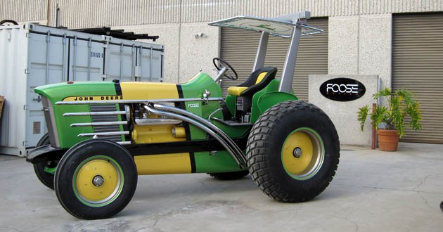 John Deere 4020 by Chip Foose