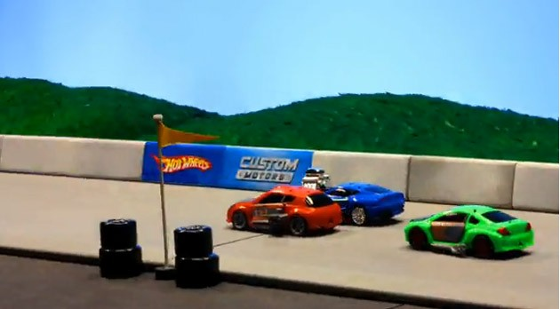 Hot Wheels Custom Motors