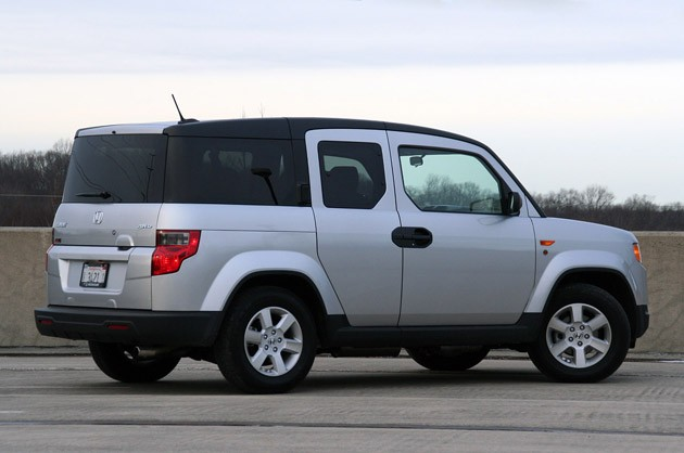 Ultimately, the Dog Friendly Honda Element is a nifty all-around package.  Sure, itu0027s a little gimmicky; you can shop around for third-party pet  automotive ...