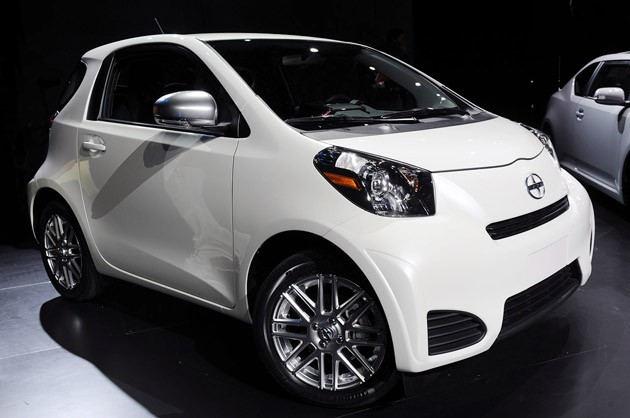 Scion iQ to hit dealerships in March 2011