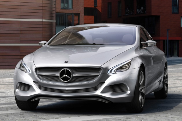 mercedes benz f80 concept
