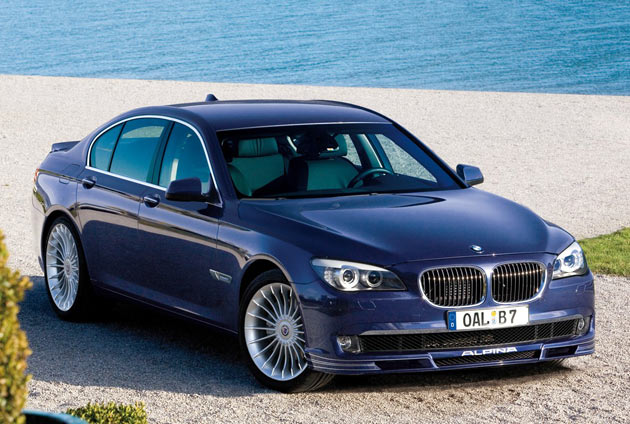All-wheel-drive BMW Alpina B7 xDrive slated for New York debut