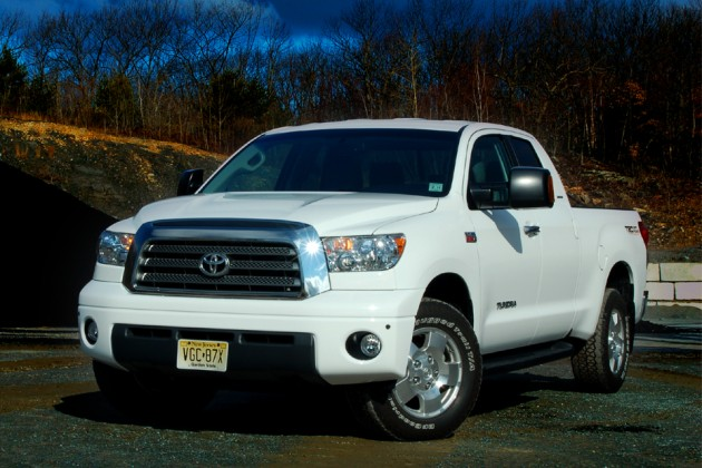 Toyota Recalls Two Just Two 2010 Tundras