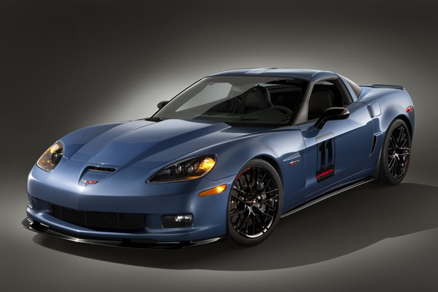 2011 Chevrolet Corvette Z06 Carbon - Click above for high-res image