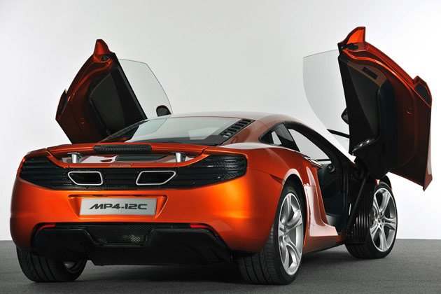 McLaren Automotive officially launches itself and MP4-12C supercar ...