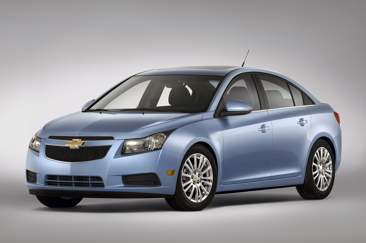 2011 Chevrolet Cruze Eco Photo Gallery Autoblog