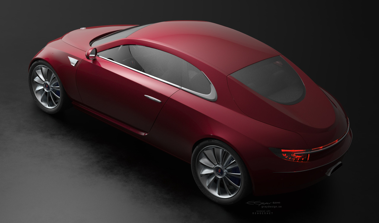 Acura Certified Pre-Owned >> Saab 92010 Sixten Concept by Eduard Gray Photo Gallery - Autoblog
