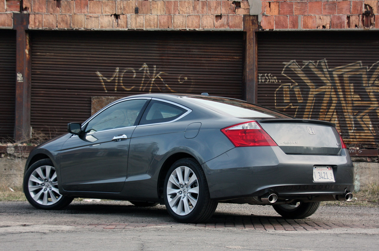 Review: 2010 Honda Accord Coupe Photo Gallery - Autoblog