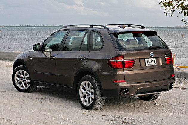 First Drive 2011 Bmw X5 Xdrive35i Proves New Is A