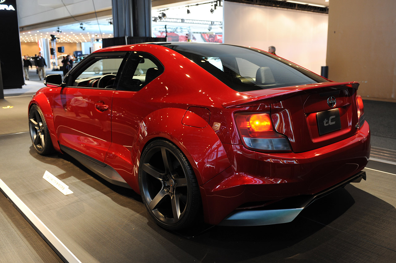 New York 2010: Scion tC by Five Axis Photo Gallery - Autoblog