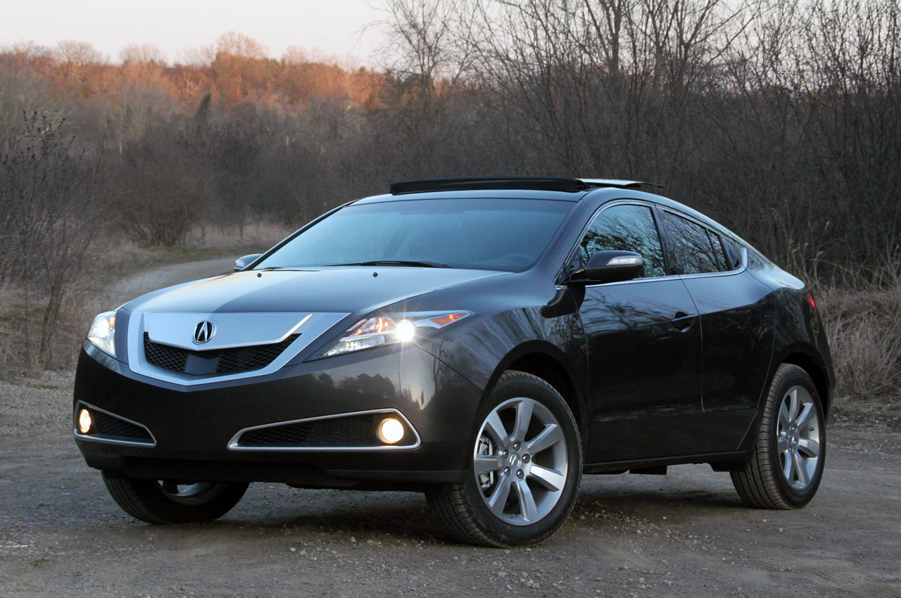 Review: 2010 Acura ZDX Photo Gallery - Autoblog