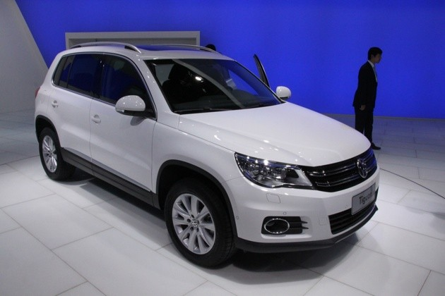 beijing 2010 2011 volkswagen tiguan. Black Bedroom Furniture Sets. Home Design Ideas