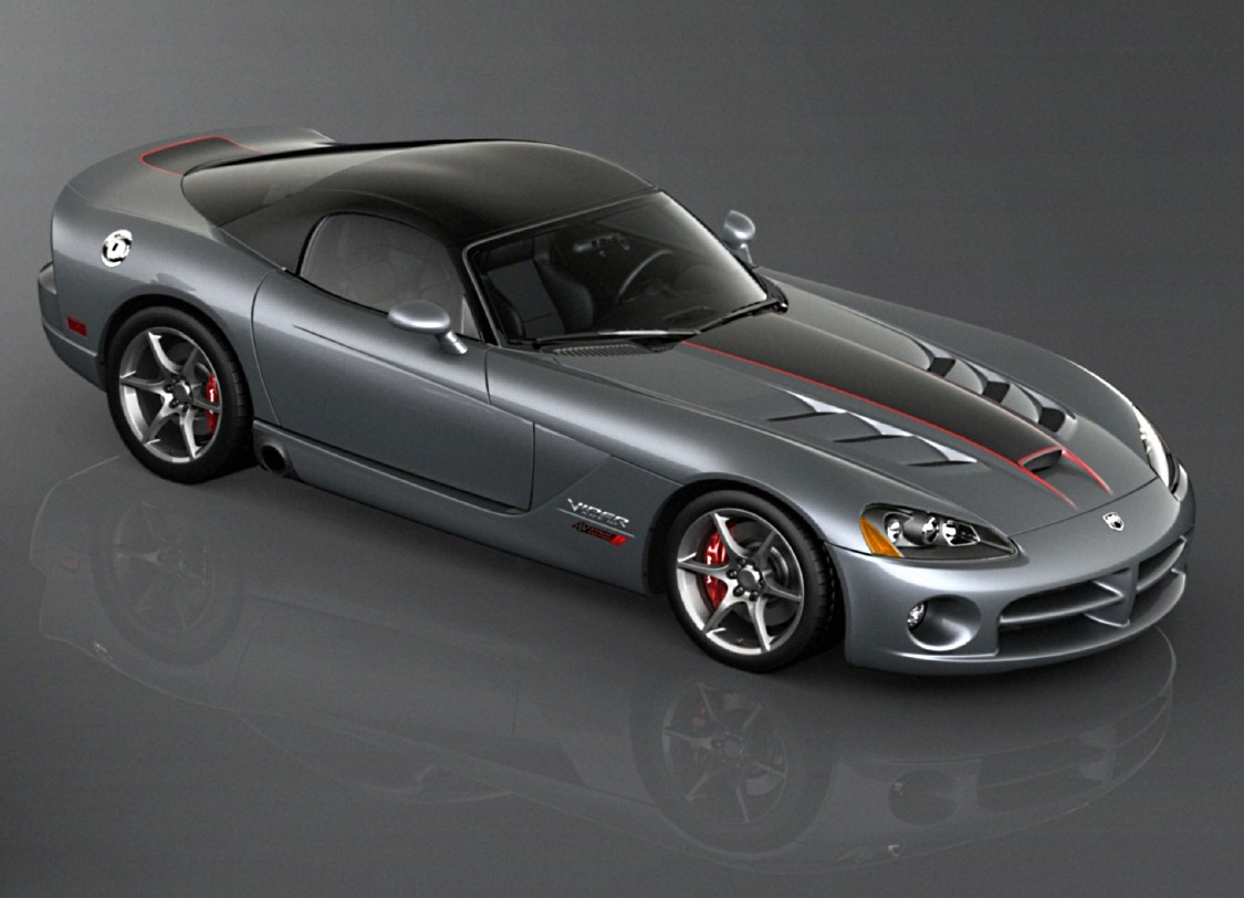 RacNg UnpluggEd Dodge Viper SRT