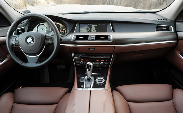 Review BMW I Gran Turismo Is The Ultimate Passenger - 2010 bmw 550i gt for sale