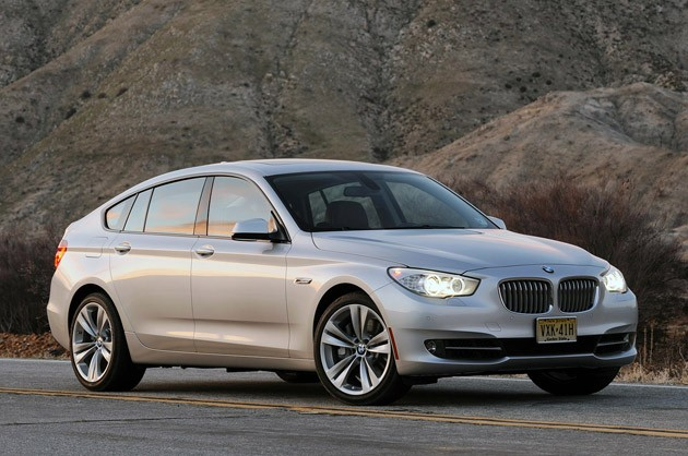 BMW recalling 2010-2011 5 Series, 5GT models over fuel tank sensors