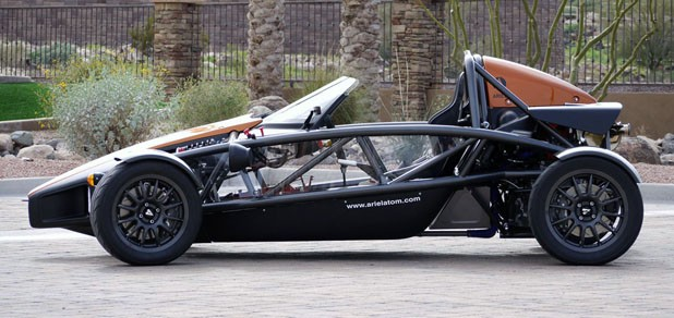 Quick Spin: Ariel Atom 3 is awesomeness that defies all ...