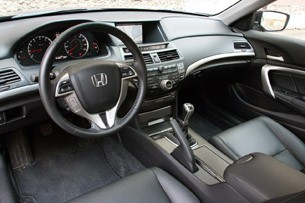 Honda Offers Two Engine Choices For The Accord Coupe. Base Models Use A  Relatively Efficient And Powerful 2.4 Liter Inline Four, And Higher End  Models (our ...