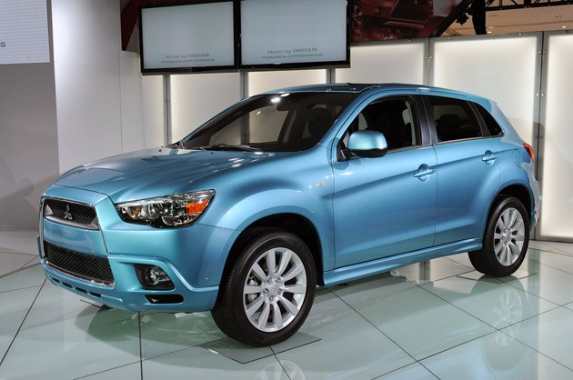 Mitsubishi hopes 2011 Outlander Sport