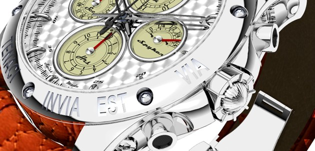 Spyker Wristwatch
