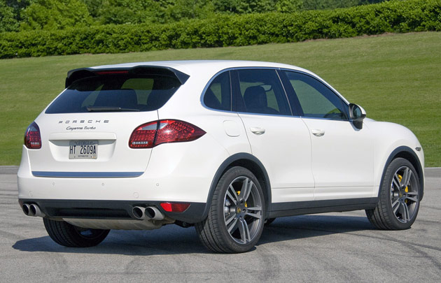 First Drive: 2011 Porsche Cayenne Turbo sheds 4,177 Twinkies - and ...