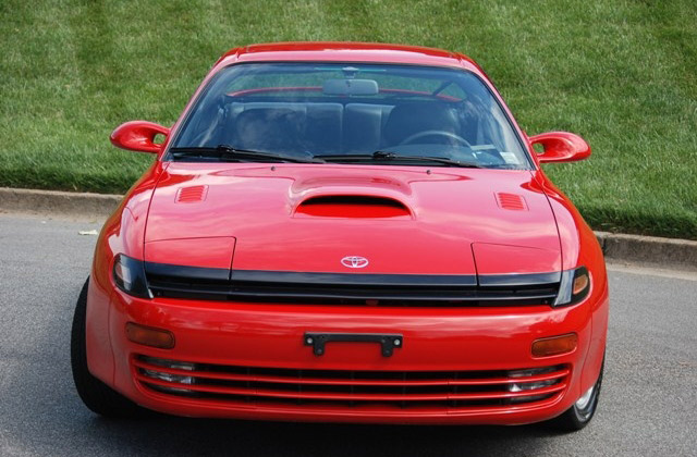 Volvo Certified Pre-Owned >> 1993 Toyota Celica All-Trac Photo Gallery - Autoblog