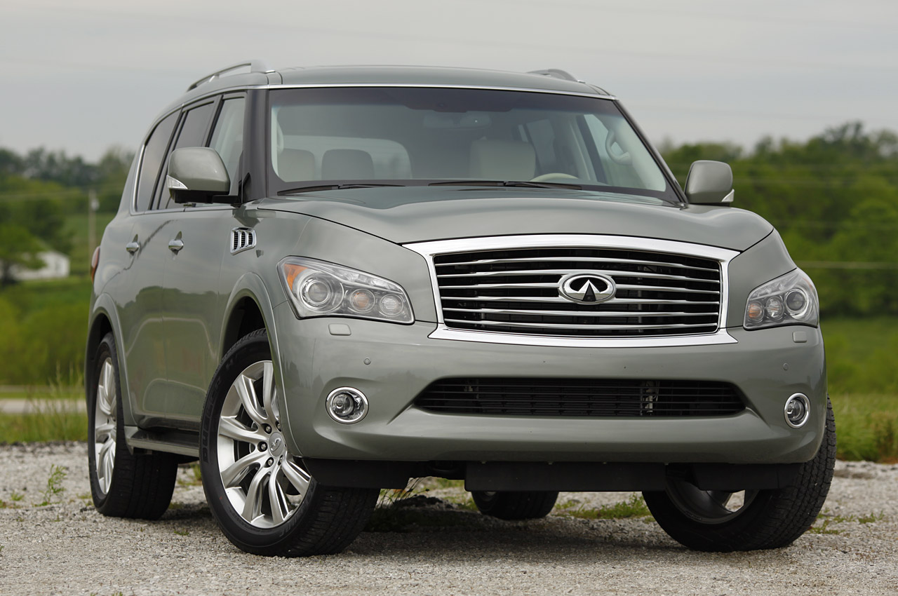 First Drive 2011 Infiniti Qx56 Photo Gallery Autoblog