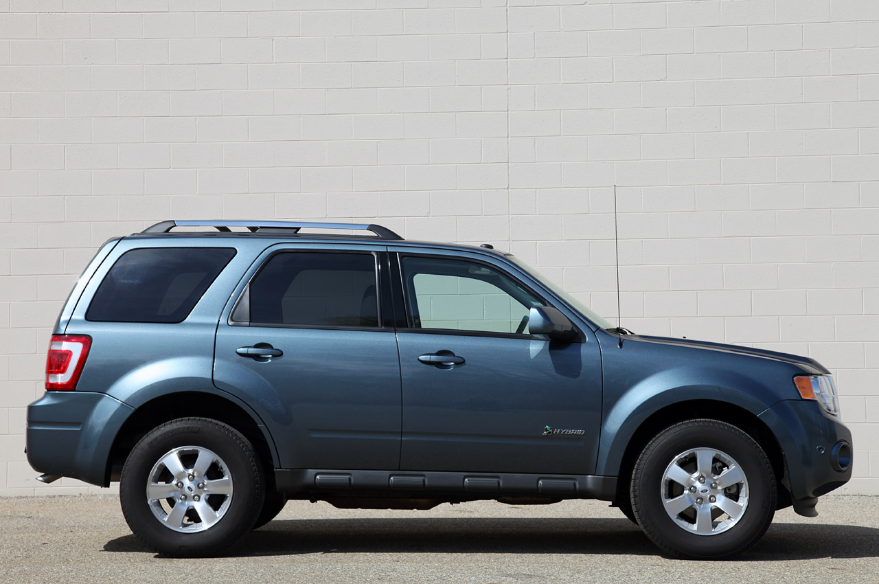 2010 ford escape hybrid safety ratings. Black Bedroom Furniture Sets. Home Design Ideas