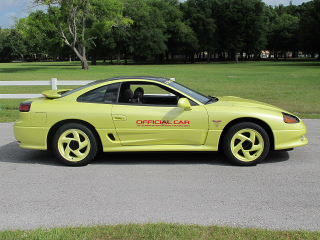 1991 Dodge Stealth Indy 500 Pace Car Photo Gallery Autoblog