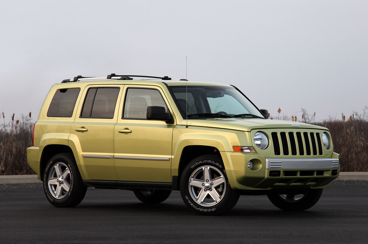2010 jeep patriot review ratings specs prices and html. Black Bedroom Furniture Sets. Home Design Ideas