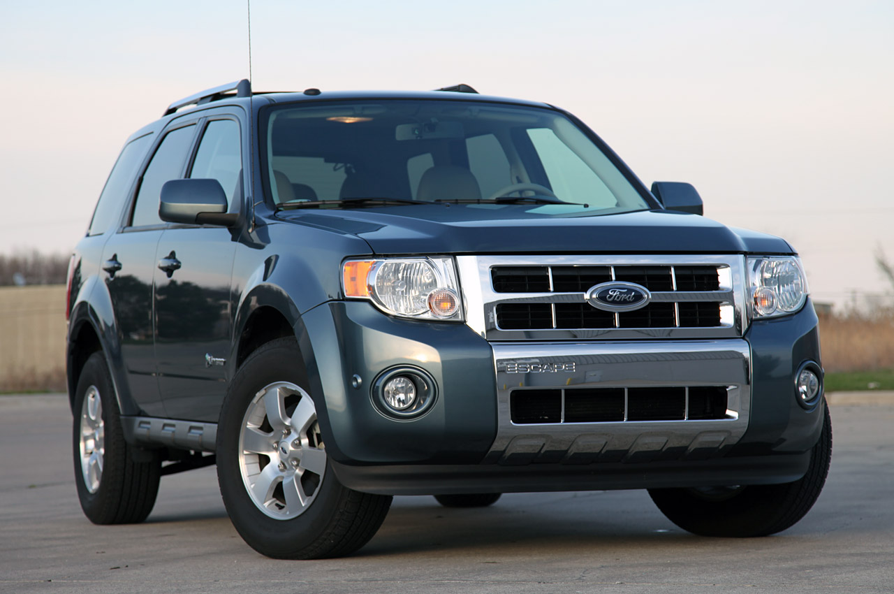 Review: 2010 Ford Escape Hybrid makes being green easy - Autoblog