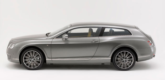 Bentley Shooting Brake