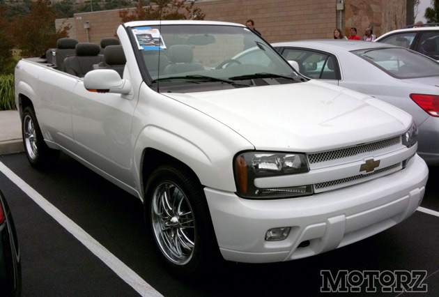 chevrolet trailblazer convertible click above for high res image