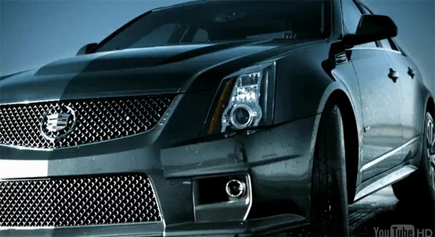 video new cadillac commercials headlined by cts v. Cars Review. Best American Auto & Cars Review
