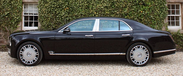 First Drive 2011 Bentley Mulsanne is modern luxury with a strong