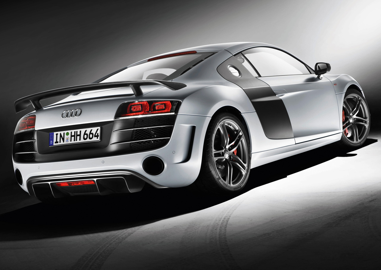 Audi R8 Gt Now Official