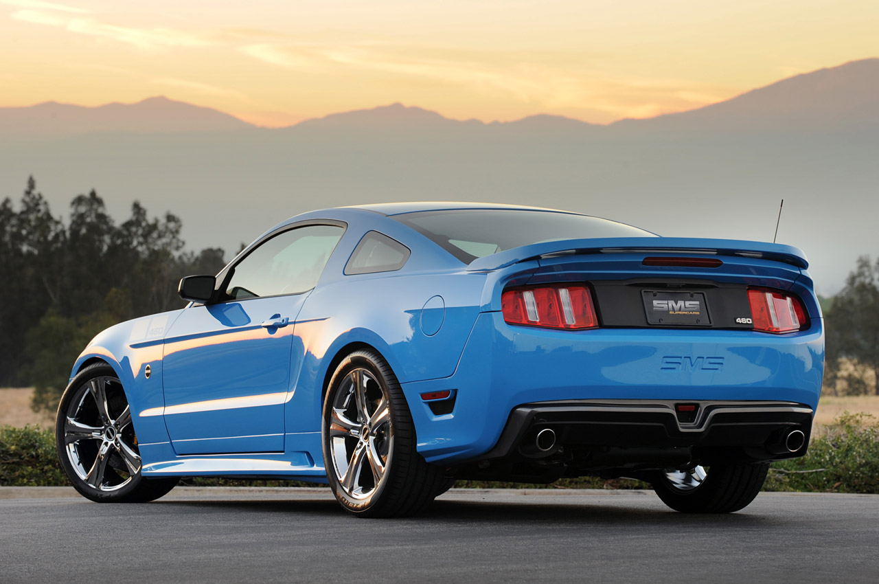 2010 Sms 460 Mustang Photo Gallery Autoblog