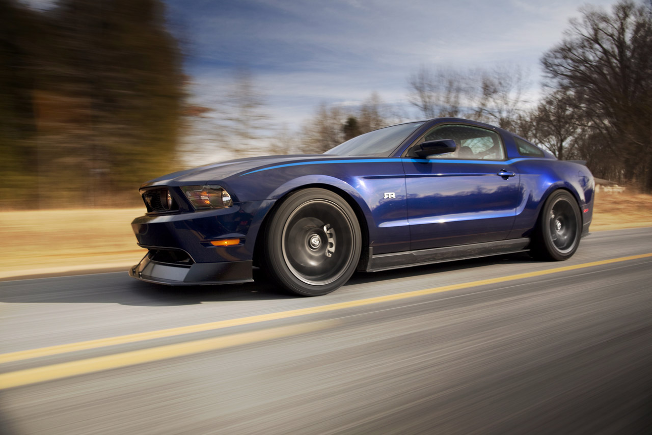 2011 Ford Mustang GT RTR Photo Gallery - Autoblog