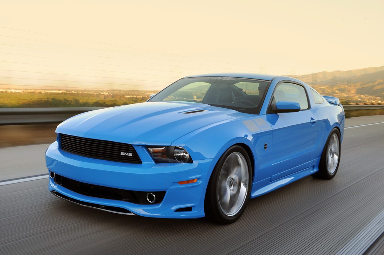 2010 SMS 460 Mustang Photo Gallery - Autoblog