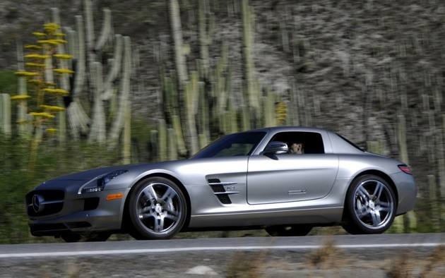SLS AMG