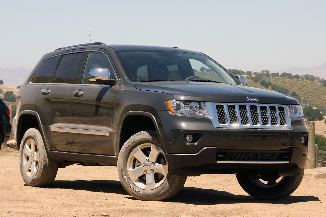Rcomkyh  Jeep Grand Cherokee 2011 Srt8