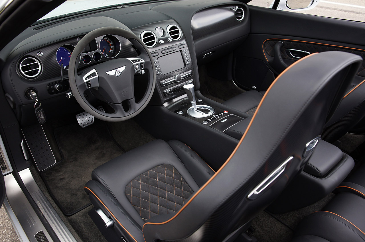 2011 Bentley Continental Interior