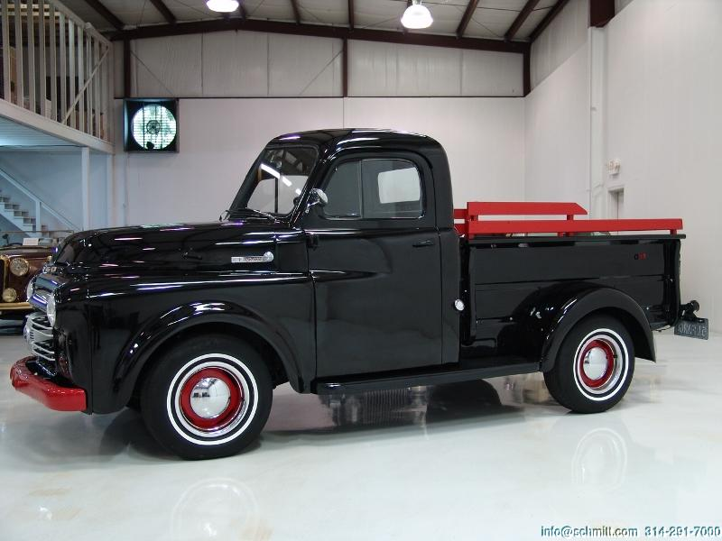 1951 Fargo Truck On Ebay Motors Photo Gallery Autoblog
