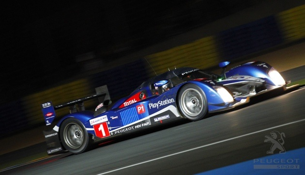 #1 Peugeot 908