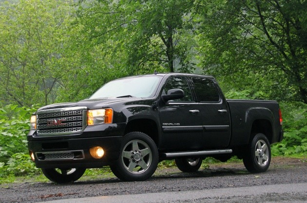 GM HD Trucks