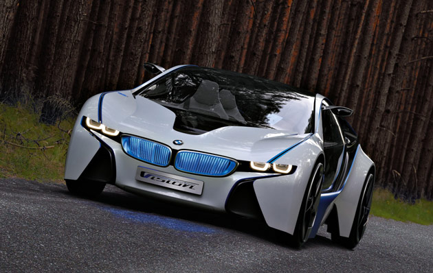 Rumormill: BMW developing M8 hybrid sports car