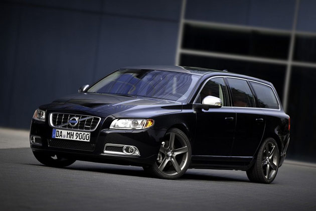 Heico Volvo V70 T6 R-Design hauls more than kids, but carries massive ...