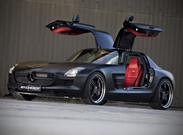 Kicherer SLS AMG Black Edition
