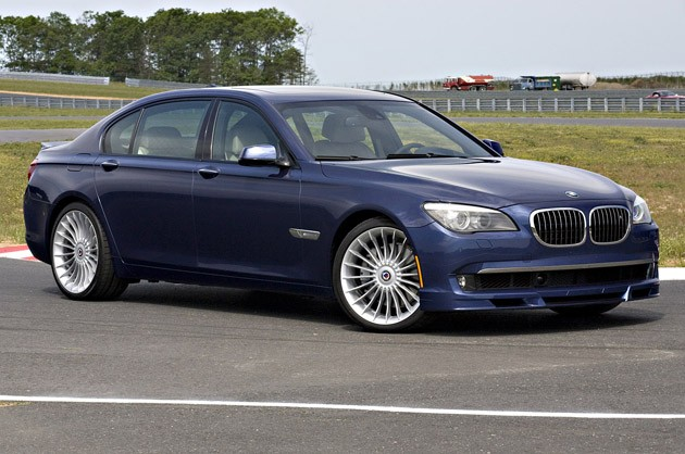 First Drive: 2011 BMW Alpina B7 breaks the luxo-barge mold