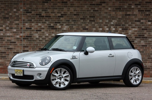 2010 Mini Cooper 50 Camden Edition